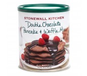 Stonewall Kitchen Double Chocolate Pancake & Waffle Mix 16 OZ