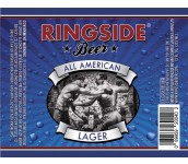 Ringside Lager / 6-pack bottles