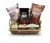 The Snack Attack Gift Basket (#117)