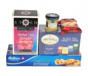 Tea for Two Gift Basket (#124)